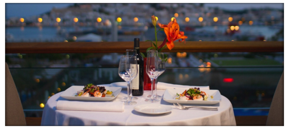 Cena romantica in barca vacanze in barca - Bagno azzurro marina di pisa ...